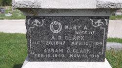 Mary A. <I>Conlee</I> Clark