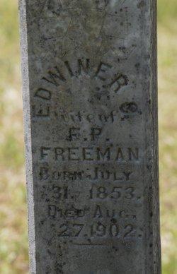 Edwina C <I>Bishop</I> Freeman