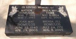 Joan May Homulos