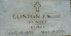 "Clinton J ""Jack"" Wade"