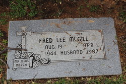 Fred Lee McGill