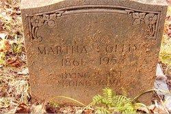Martha <I>Parks</I> Collins