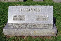 Alfred Emery Allison