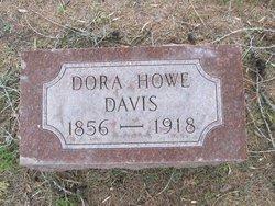 "Ellen Medora ""Dora"" <I>Howe</I> Davis"