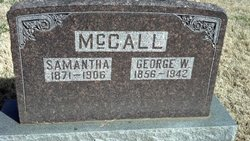 George Washington McCall