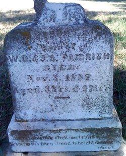 James V Parrish
