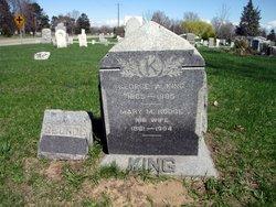 George A. King
