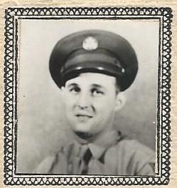 """Sgt Vincent """"Jimmy"""" Lancellotti"""