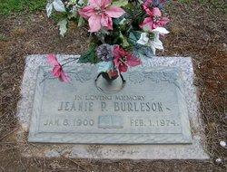 Jeanie Burleson