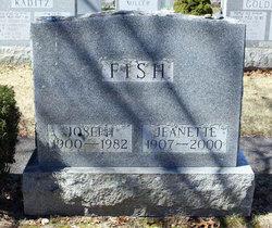 Jeanette <I>Lubin</I> Fish