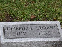 Josephine <I>Baker</I> Durant