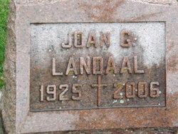Joan Gail Landaal