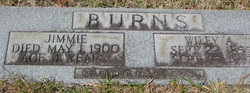 "James C ""Jimmie"" Burns"