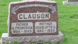 Adolph Frederick Clauson