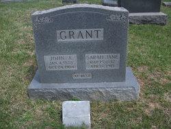 John A Grant