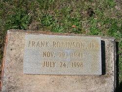 Frank Robinson Jr.