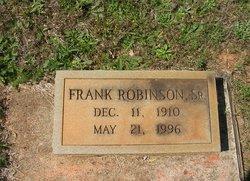 Frank Robinson Sr.