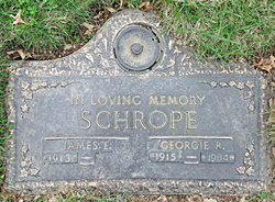 James Eugene Schrope