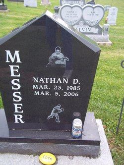 "Nathan David ""Nate"" Messer"