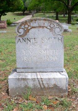 Annie Amelia <I>Bonsall</I> Smith