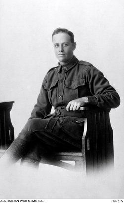 Private Lewis Stanley Warren