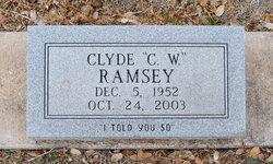 Clyde C.W. Ramsey