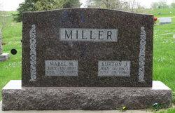 Burton Jackson Miller