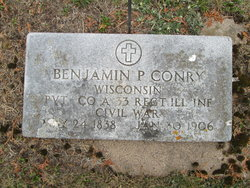 Benjamin P. Conry
