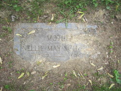 Nellie May <I>Denney</I> Schooley