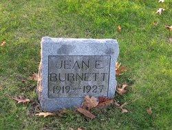 Jean Elizabeth Burnett