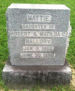 Mattie Mallory
