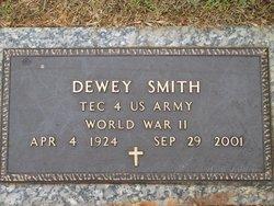 """Sgt Dewey """"Judge Dewey"""" Smith"""