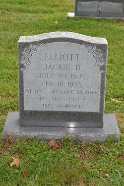 Jackie D. Elliott