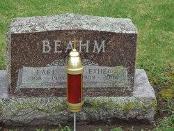 Ethel <I>Loewen</I> Beahm
