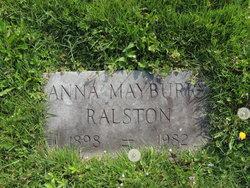Anna Maybury Ralston