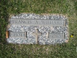 """Francis Adelbert """"Dub"""" Williams"""