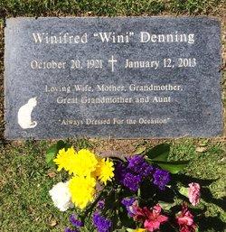 Winifred Denning