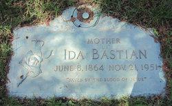 Ida <I>Timm</I> Bastian