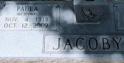Paula <I>Ottmers</I> Jacoby