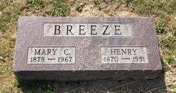 Charles Henry Breeze