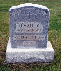 Jane <I>Delahunty</I> O`Malley