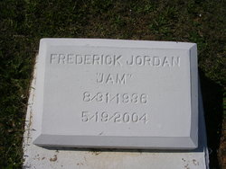 """Frederick """"Jam"""" Jordan"""