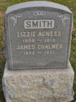 "Elizabeth Agnes ""Lizzie"" <I>Comer</I> Smith"