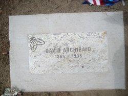 David Archibald