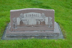 Melvin Kimball
