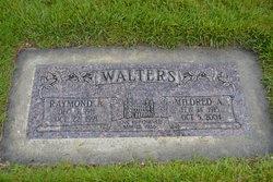 Raymond Alma Walters