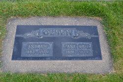 Jane Opal Olsen