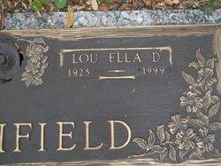 Lou Ella <I>Davis</I> Burchfield