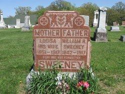 Louisa M <I>Kinsinger</I> Sweeney