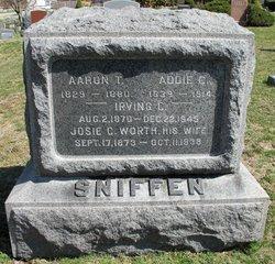 Josie C. <I>Worth</I> Sniffen